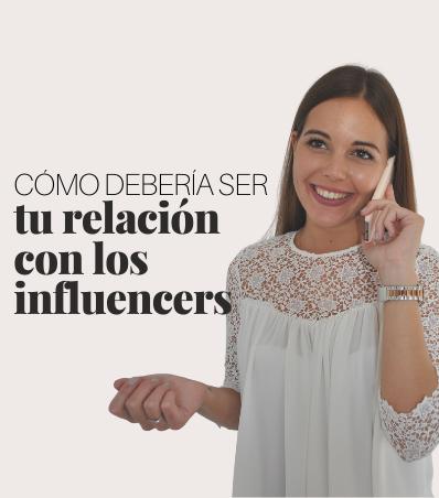 Trabajar con influencers